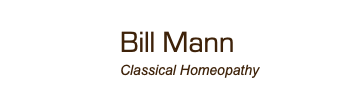 Bill Mann Classical Homeopathy